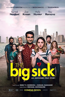 La gran enfermedad del amor (The Big Sick)(The Big Sick)