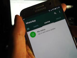 Cara Simpan Status Foto & Video di WhatsApp Tanpa Aplikasi