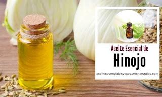 El aceite esencial de hinojo es muy popular por sus propiedades antiinflamatorias