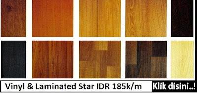 trend harga lantai kayu