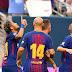 [VIDEO] CUPLIKAN GOL Barcelona 2-1 Juventus: Gol Indah Neymar Hiasi Kemenangan Barcelona atas Juventus