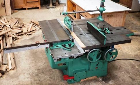 Joinery With Machinery