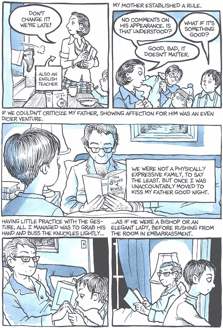 Read Fun Home: A Family Tragicomic - Chapter 1, Page 18