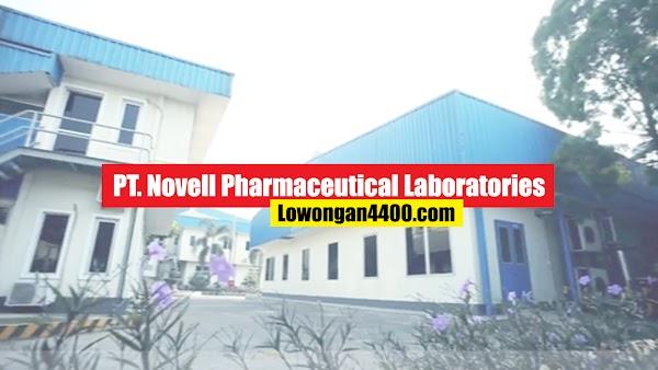 Lowongan Kerja PT. Novell Pharmaceutical Laboratories (PT. NPL) 2020