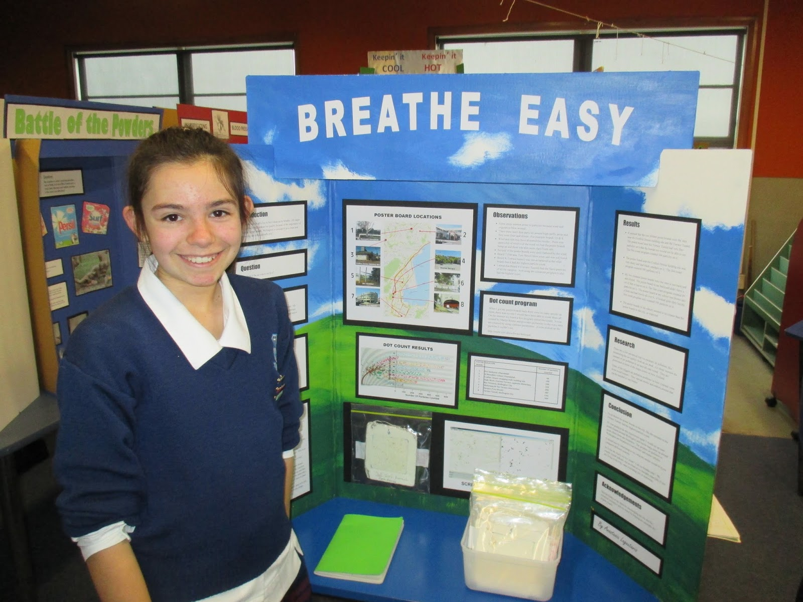Paper Airplane Science Fair Project