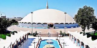 Masjid e Tooba, Karachi