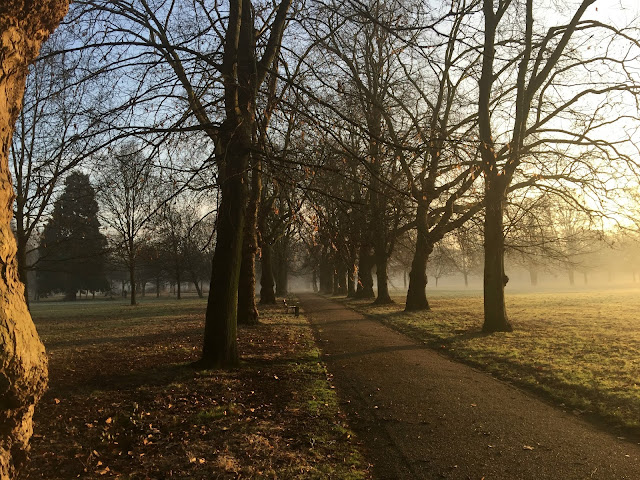 Walpole Park, Ealing, West London