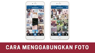 Cara Menggabungkan Foto Untuk Sosial Media