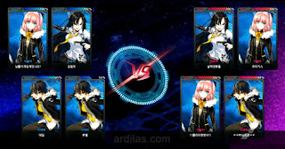 PVP player versus player - Apa Itu Closers Online? Megaxus Indonesia
