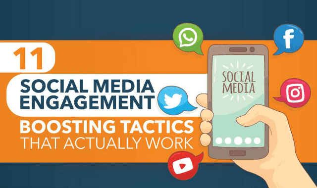 11 Social Media Engagement Boosting Tactics That Actually Work