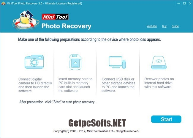 MiniTool Power Data Recovery 8 5 Full Crack [All Editions]