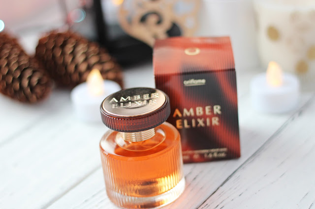 Парфюмерная вода Amber Elixir/www.gronskaya.com