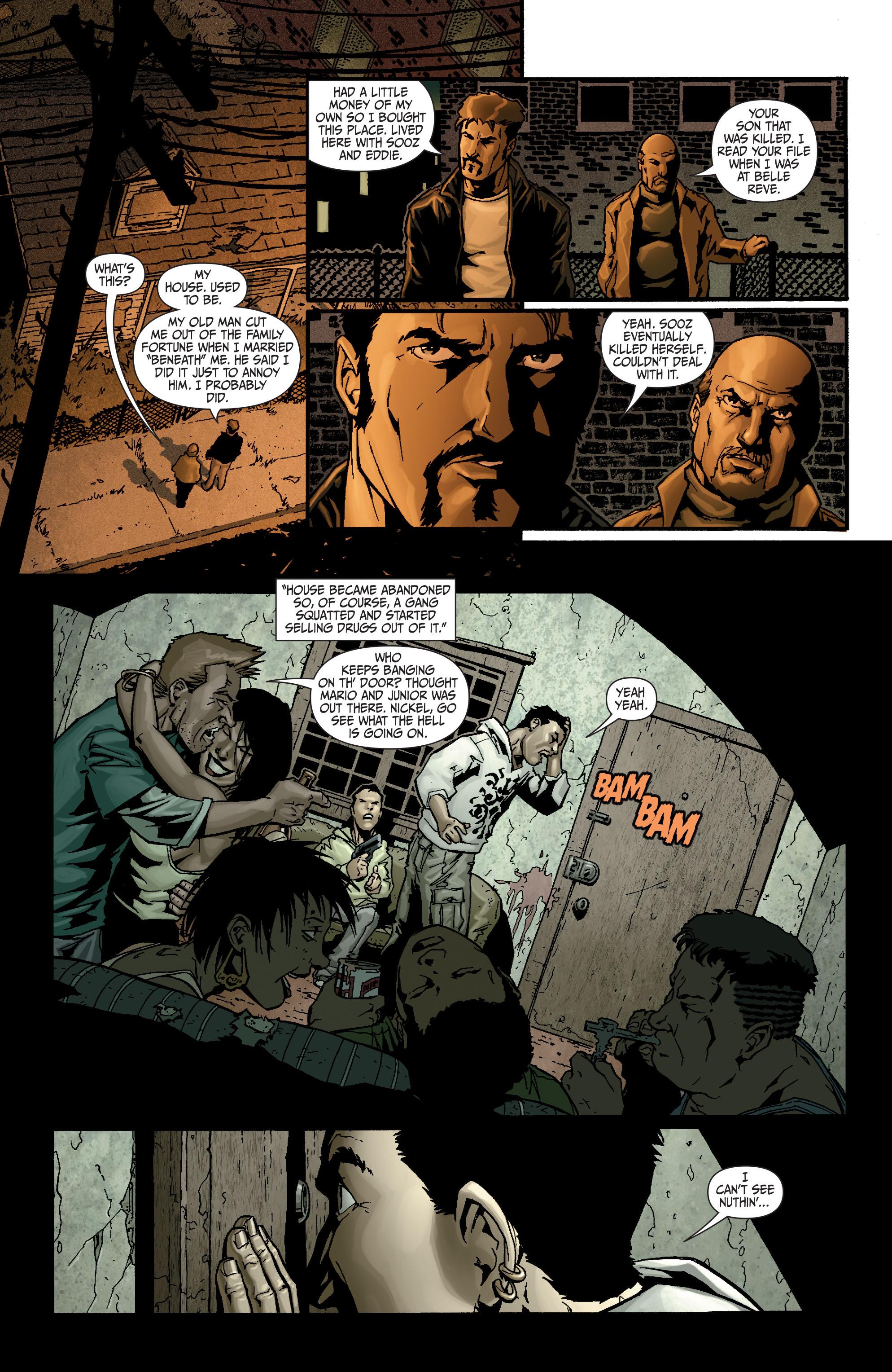 Read online Secret Six (2008) comic -  Issue #15 - 7
