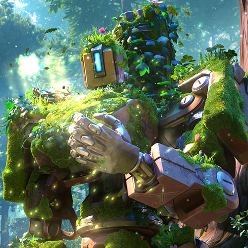 Bastion Wallpaper Engine