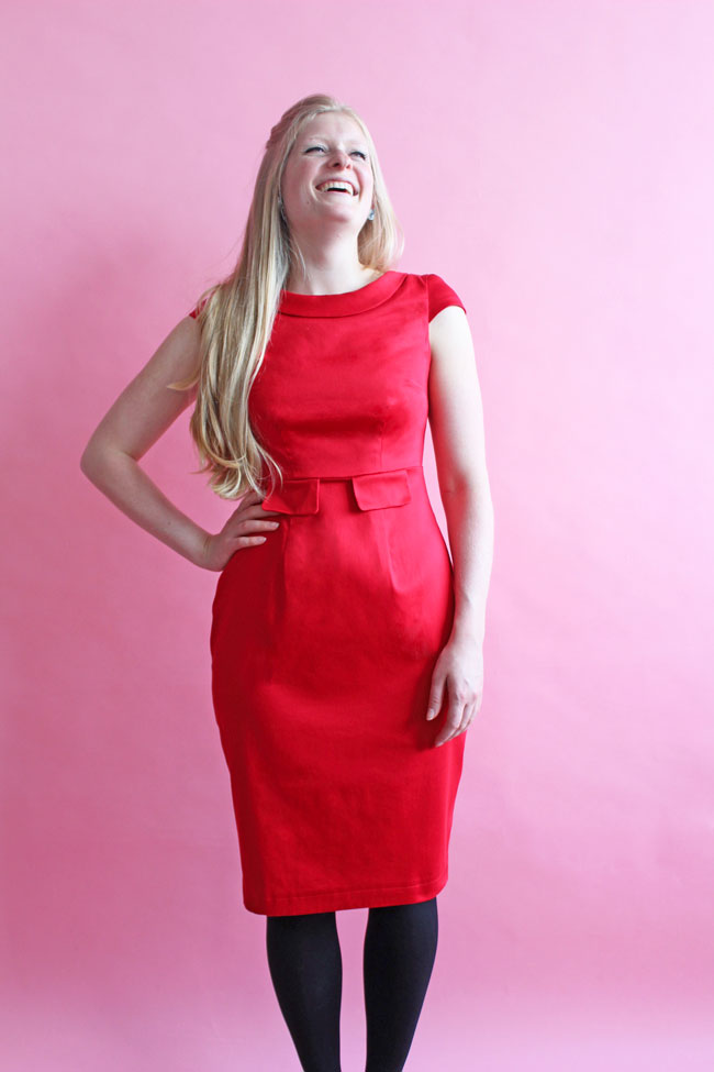 Sew Your Own Etta Dress!
