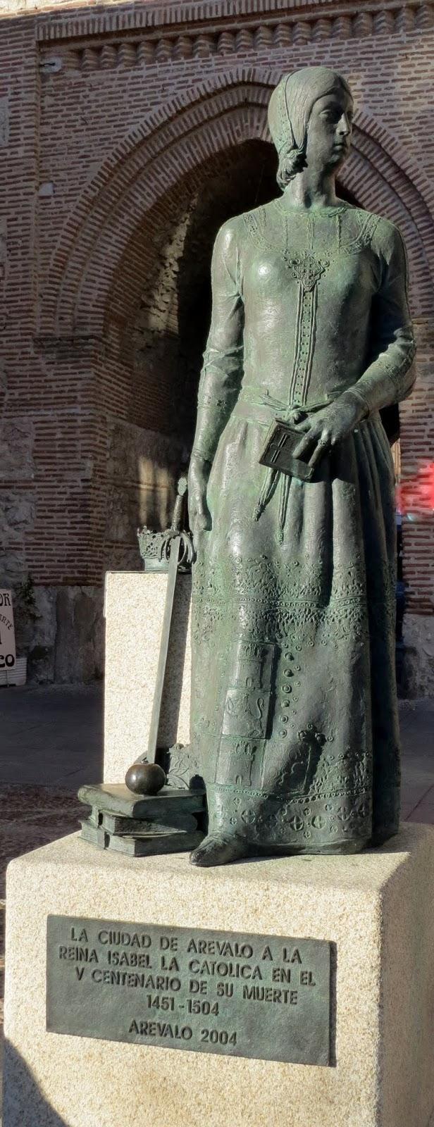 La Ruta de Isabel. Isabel la Católica