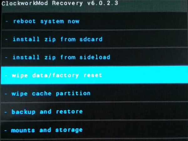 Cara Install Android 7.1.1 Trader418 di Nexus 7 Nougat Custom Firmware 4