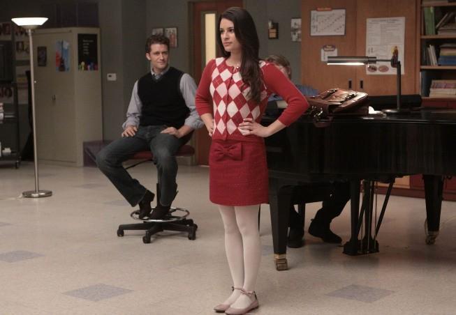Glee - Season 1 Episode 14: Hell-O