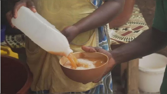 Local drinks in demand at Christmas in Ghana