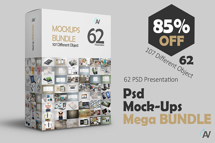 Big Mock-Ups Bundle
