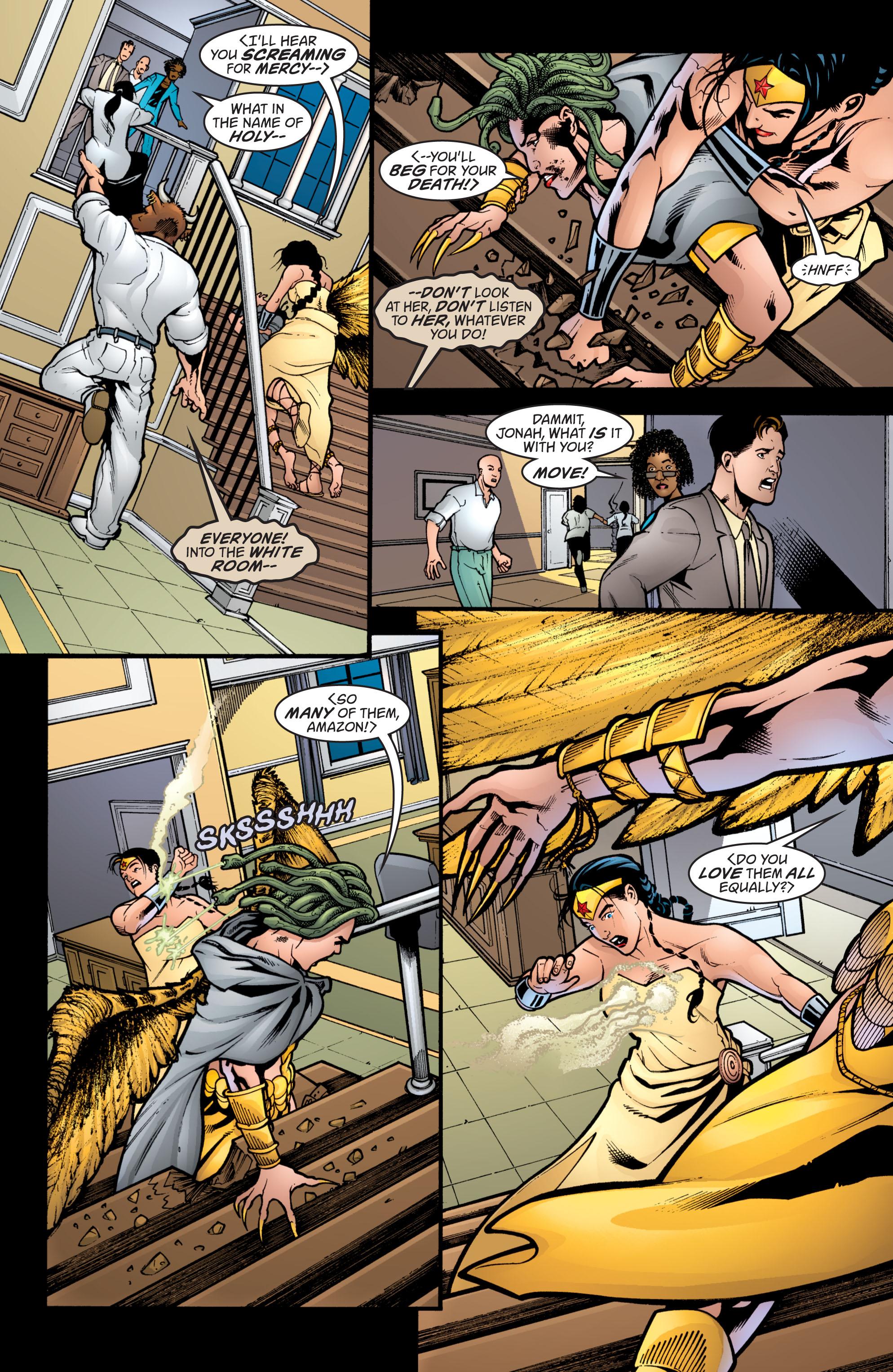 Read online Wonder Woman (1987) comic -  Issue #209 - 10