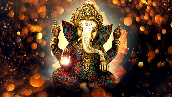 Beautiful Lord Ganesha Image & Wallpaper