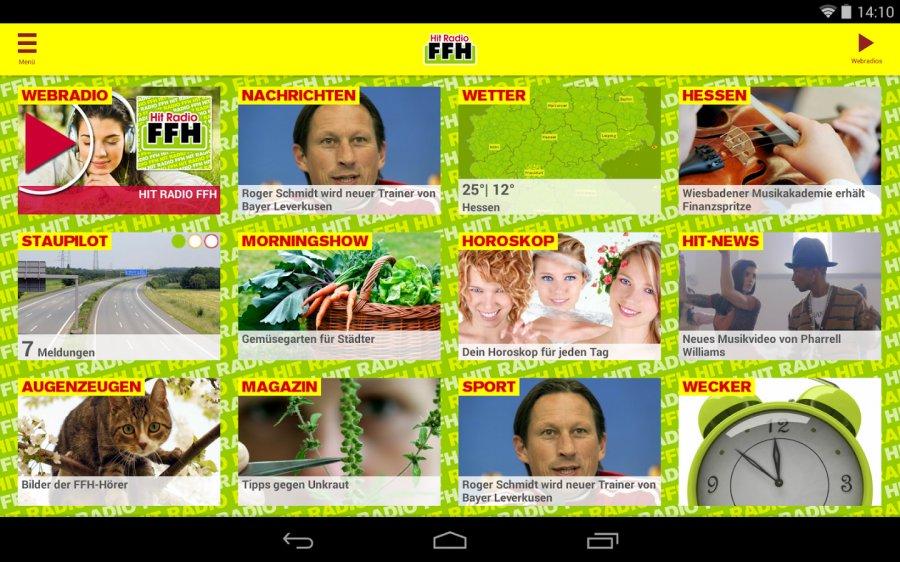 Internet Radio Ffh