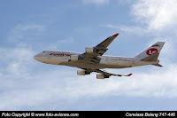 Boeing 747 EC-LNA