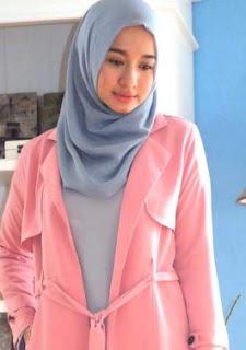 Pasangan Hijab Untuk Baju Muslim Warna Pastel