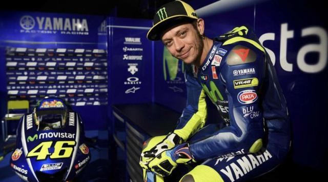 Surat Cinta Valentino Rossi Untuh Bpcah Penderita Kanker Langka Laku Sampai Rp424 Juta