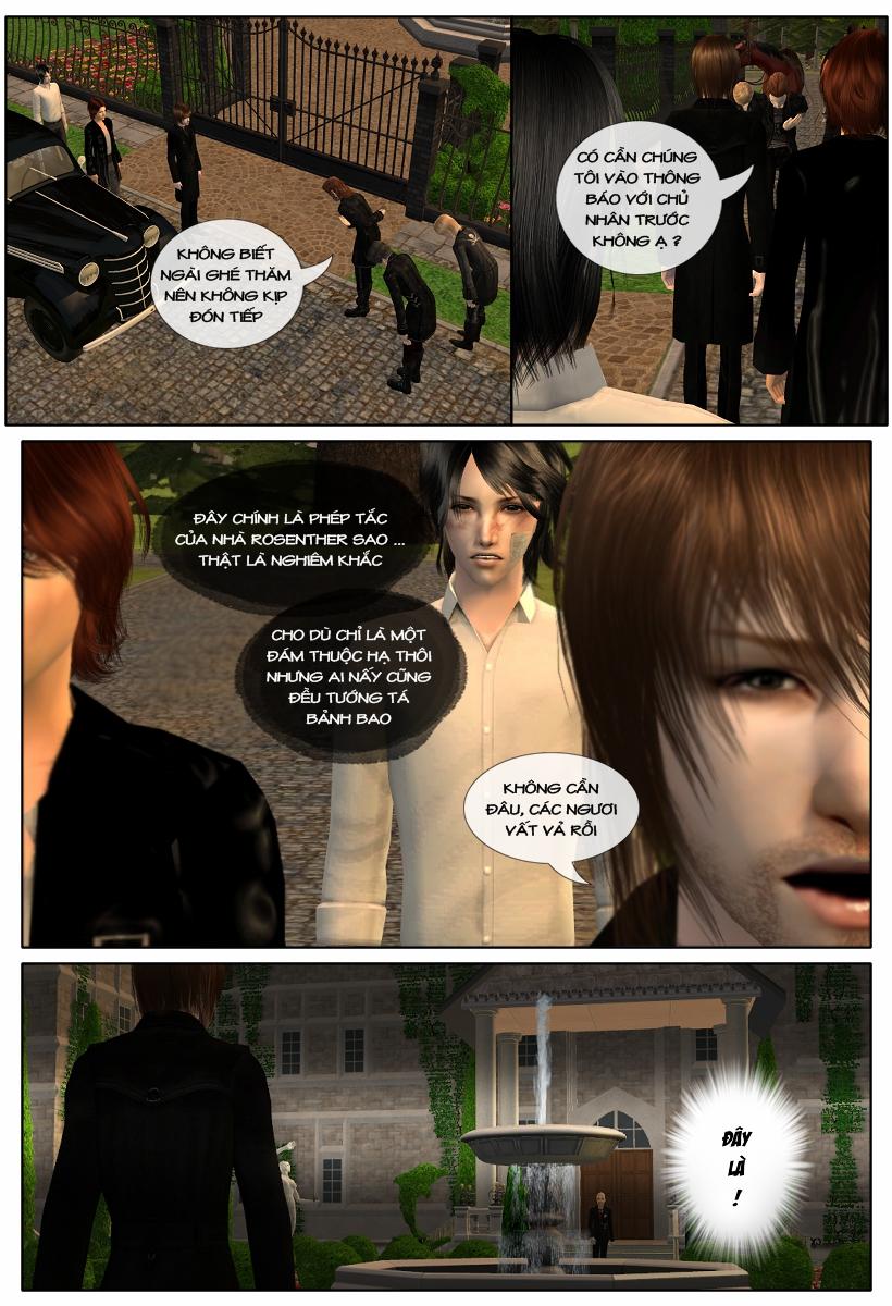 Truyện Sims - Earl Story chap 85 - Trang 15