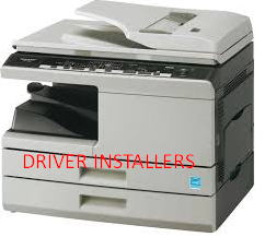 Sharp MXB201D Driver Download and Installers