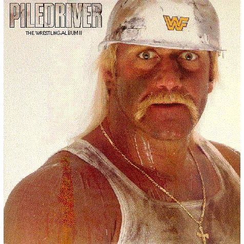 Album REVIEW: WWF: Piledriver - The Wrestling Album II