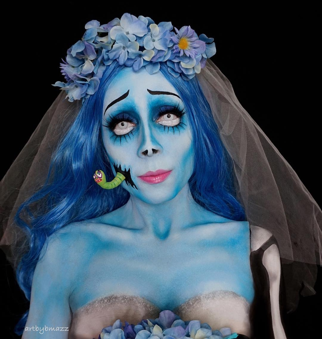 10-Corpse-Bride-Brenna-Mazzoni-Body-Paint-Fx-Makeup-Transformations-www-designstack-co