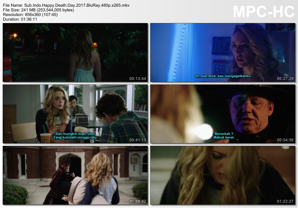 Screenshots Download Film Gratis Half to Death (2017) BluRay 480p MP4 Subtitle Indonesia 3GP Nonton Film Gratis Free Full Movie Streaming