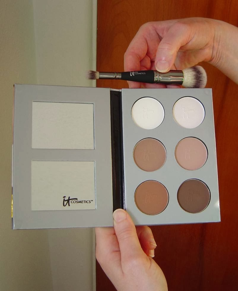 IT Cosmetics My Sculpted Face Contouring Palette opened.jpeg