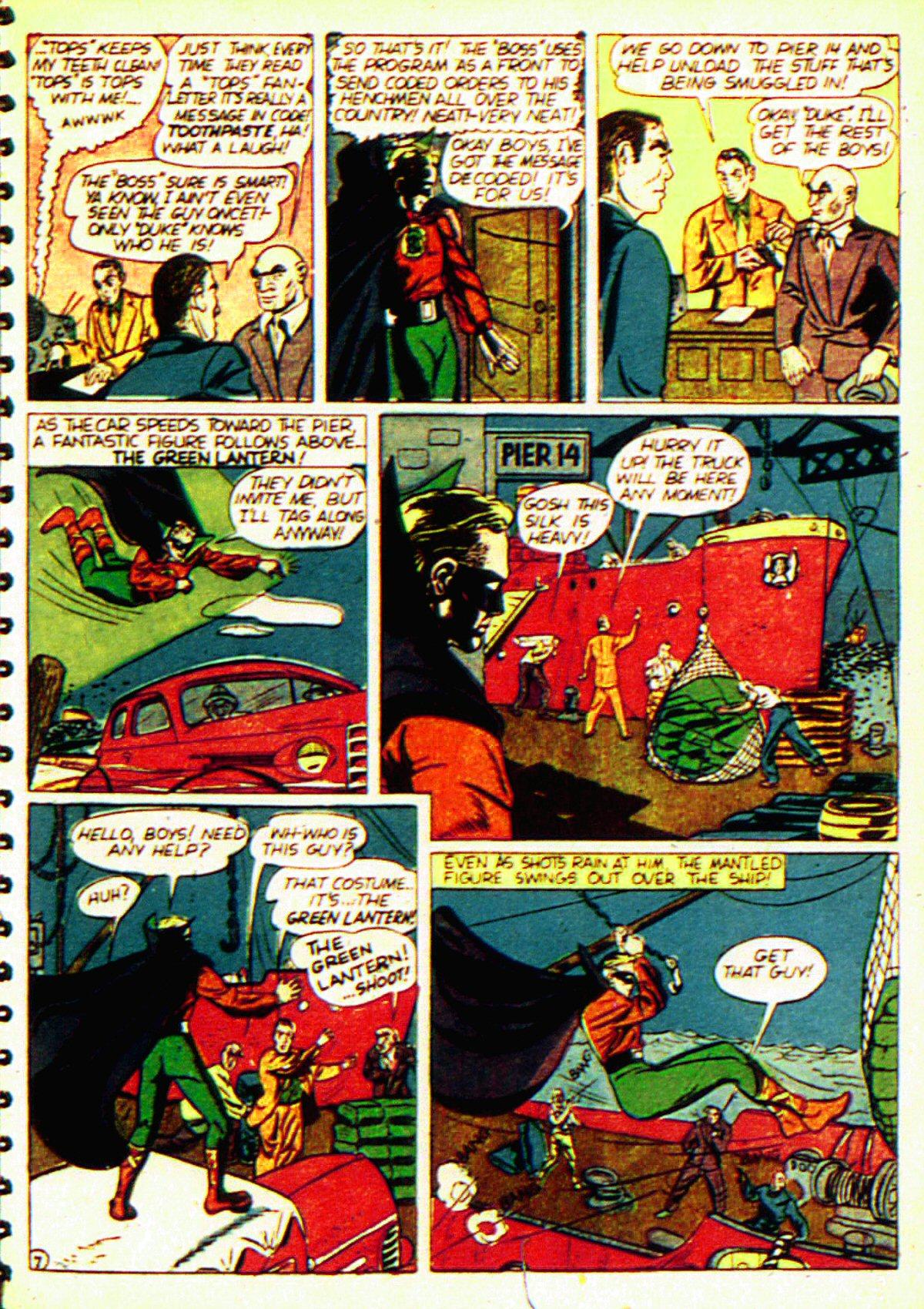 Read online All-American Comics (1939) comic -  Issue #20 - 10