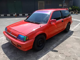 Honda Civic Wonder SB3 1984 Istimewa 90% Full Original