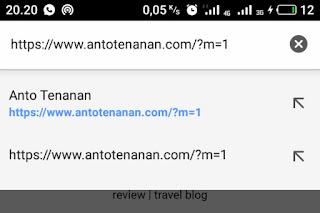 Mengatasi Duplicate Content: Menghilangkan Kode m=1 Pada URL Blogspot