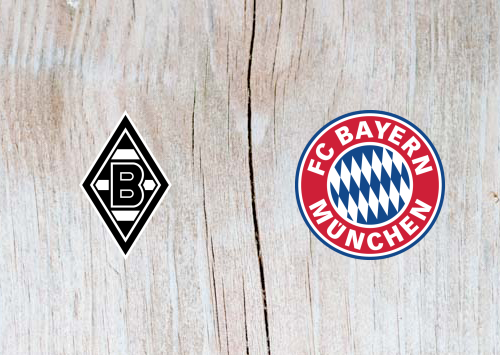 Borussia Monchengladbach vs Bayern Munich - Highlights 2 March 2019
