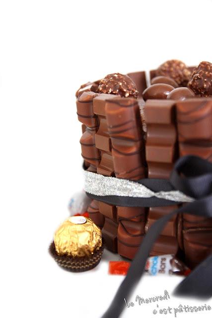 Gâteau Tout Ferrero