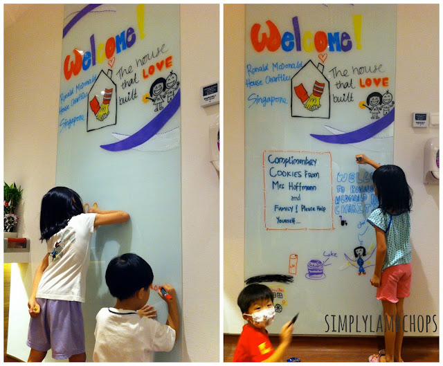Ronald McDonald House Charities in Singapore by Simply Lambchops