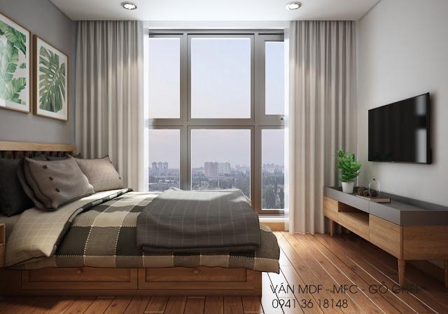nội thất căn hộ chung cư diện tích nhỏ