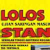 Info dan Pengumuman Pendaftaran PKN STAN 2017