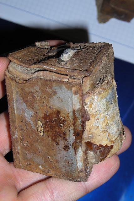 Compnente elettrico Ju 188d-2