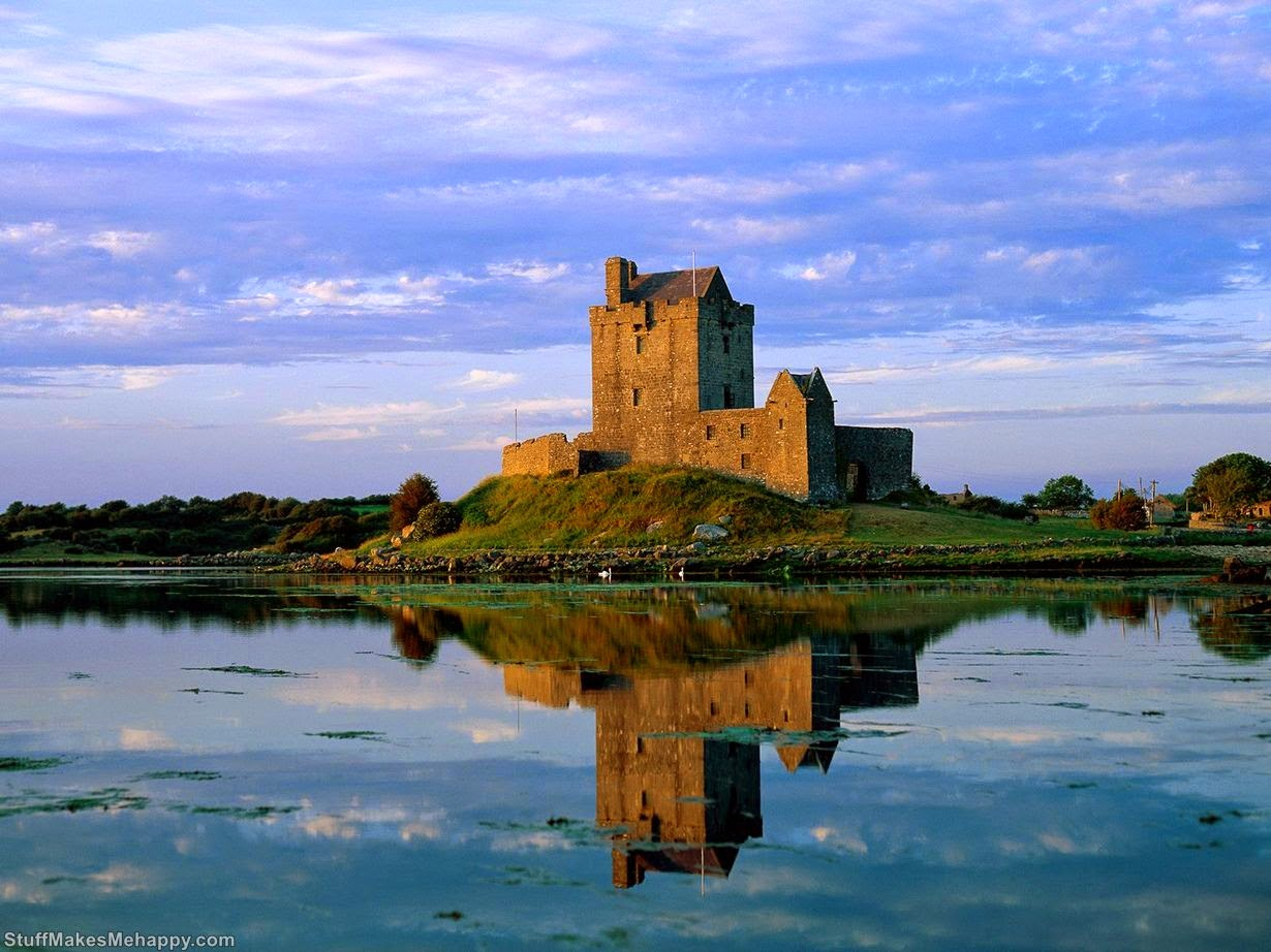 Dunguaire Castle - Photo by Rosario fiore