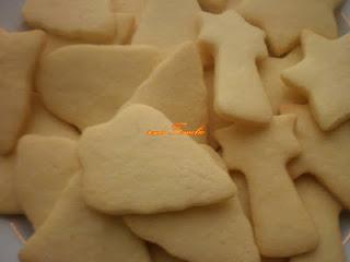 Mraz kolačići /  Claus cookie