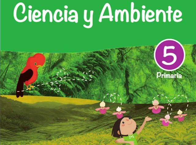 Ver libros de Ciencia y Ambiente para Primaria