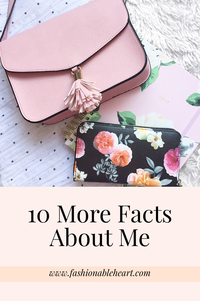 bbloggers, bbloggersca, canadian beauty bloggers, random facts, blogger facts, ten facts about me, list of fun facts, get to know the blogger, get to know me