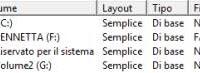 Smontare e nascondere una partizione o disco in Windows 10 e 7